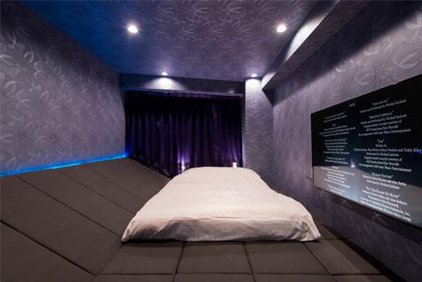 53号室 Bed